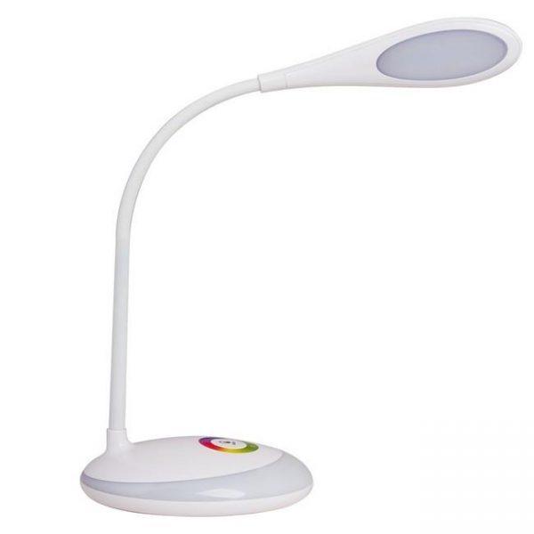 USB polnilna namizna RGB LED svetilka s stikalom na dotik