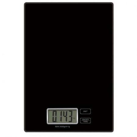 Digitalna kuhinjska tehtnica EMOS črna