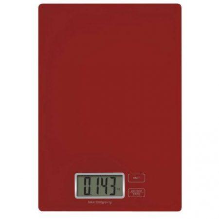 Digitalna kuhinjska tehtnica EMOS rdeča