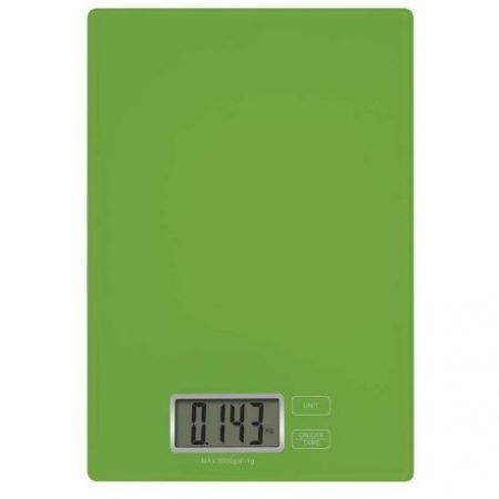 Digitalna kuhinjska tehtnica EMOS zelena