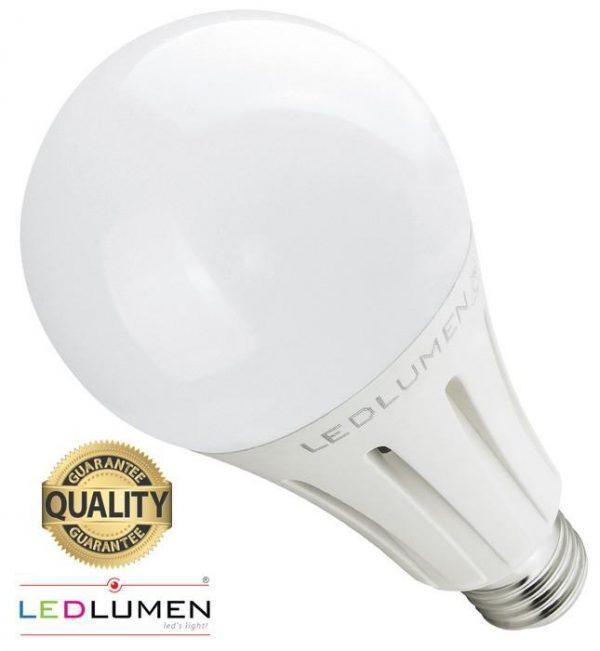 LED žarnica - sijalka E27 20W CCD 4000K nevtralno bela