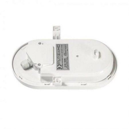 LED vodotesna svetilka IP65 20W 4000K nevtralno bela ovalna