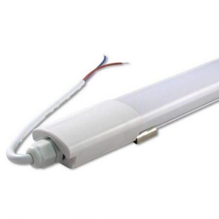 LED vodotesna svetilka IP65 slim 18W 230V 4000K nevtralno bela 66cm