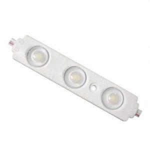 LED modul 160° 3 LED SMD2835 0.72W 4000K nevtralno bela 12VDC