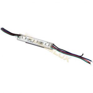 RGB LED modul 3x SMD5050 IP65