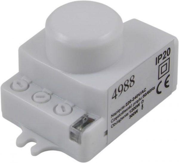 Mikrovalnovni senzor gibanja 230V
