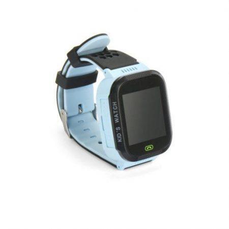 Otroška pametna ura z GPS sledilnikom in telefonom modra