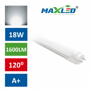 LED žarnica - sijalka cevna T8 ALU 120cm 18W (36W) nevtralno bela 4500K