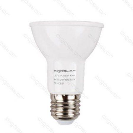 LED žarnica - sijalka E27 PAR 8W CCOB hladno bela 6500K