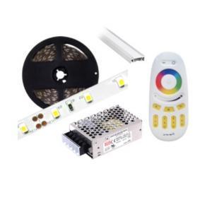 LED trakovi in dodatna oprema