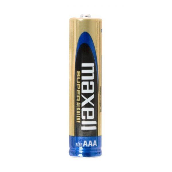 Baterija AAA super alkalna MAXELL blister