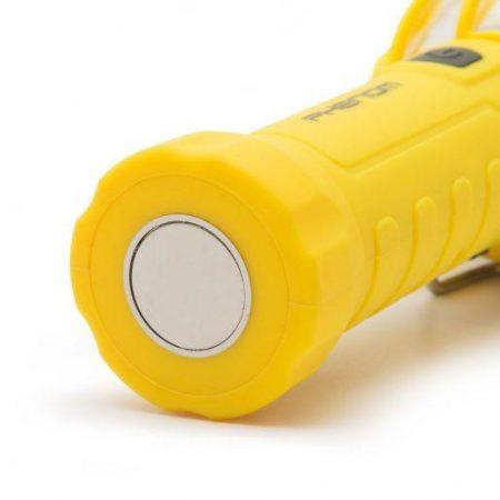 Retro USB COB LED delovna svetilka s signalno lučjo