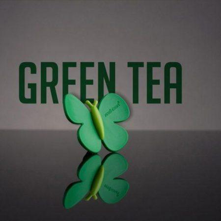 Premium avto osvežilec v obliki metulja green tea