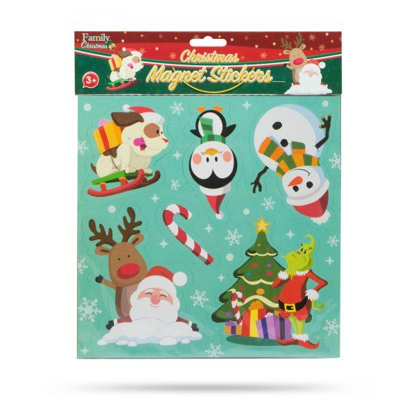 Set božičnih magnetov