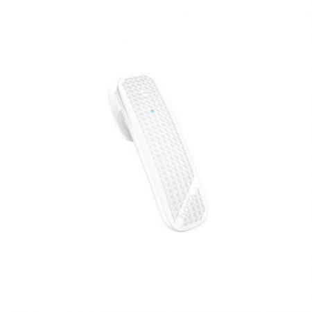 Univerzalna bluetooth slušalka za prostoročno telefoniranje HOCO bela