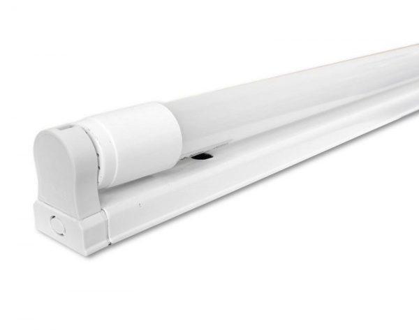 ALU svetilka za T8 LED sijalko 60cm