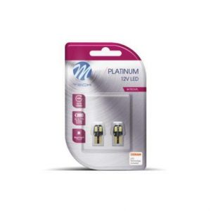 Avto LED sijalka - žarnica T10 W5W 2W 240lm 12V OSRAM hladno bela 6500K