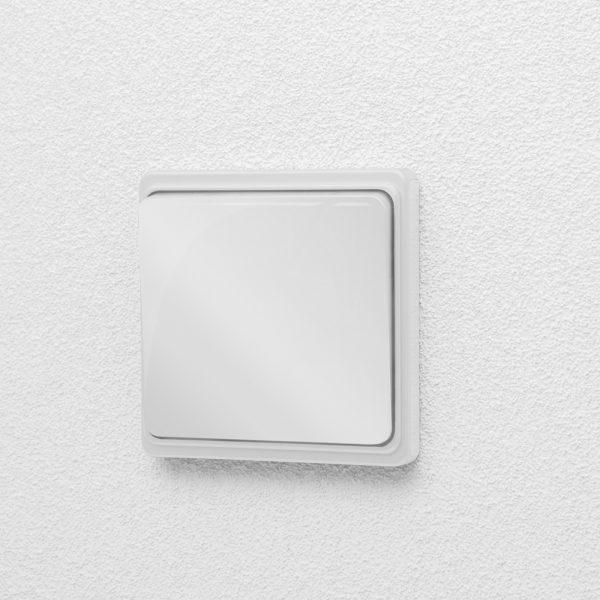 Brezžično KINETIC stikalo 180V-260V 1000W belo