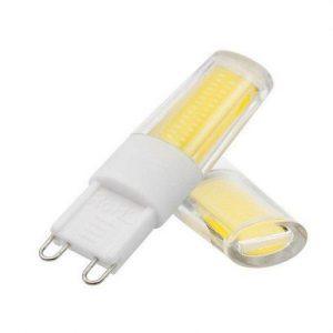 LED žarnica - sijalka G9 6W toplo bela 3000K