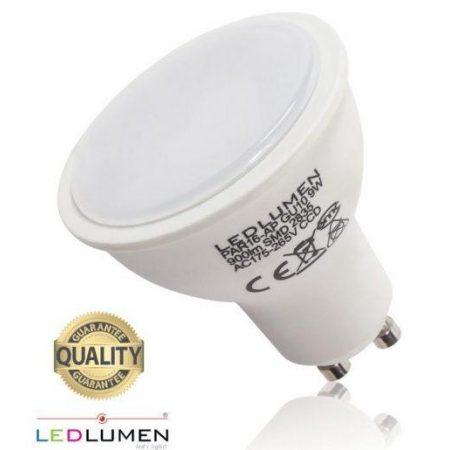 LED žarnica - sijalka GU10 9W CCD nevtralno bela 4500K