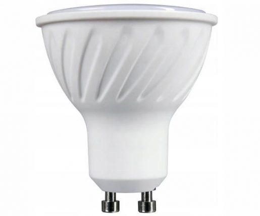 LED žarnica - sijalka GU10 9W CCD toplo bela 3000K