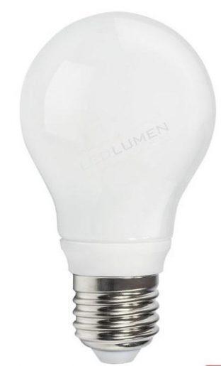 LED žarnica - sijalka steklena E27 6W CCD 580lm 330 ° nevtralno bela 4500K