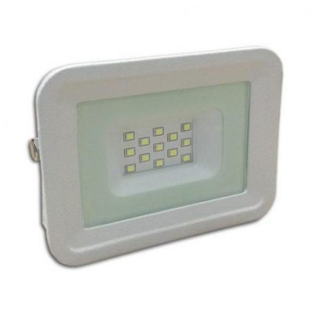LED reflektor 10W nevtralno bela 4500K beli
