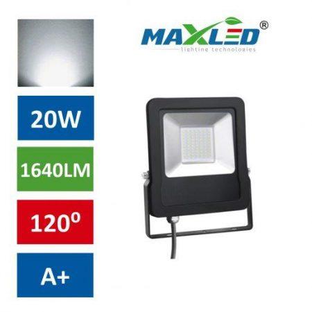 LED reflektor STAR PREMIUM 20W nevtralno bela 4500K