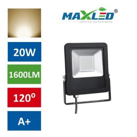 LED reflektor STAR PREMIUM 20W toplo beli 3000K