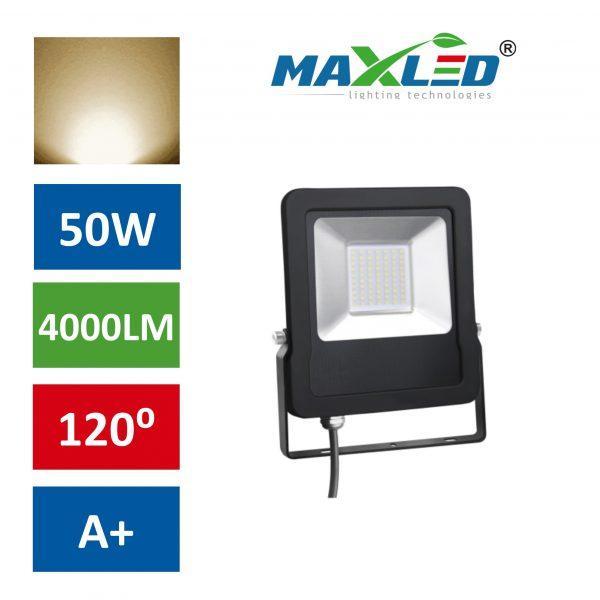 LED reflektor STAR PREMIUM 50W toplo bela 3000K