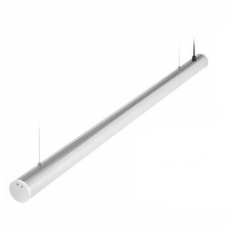 Stropna ALU LED svetilka Supremo 40W 120cm nevtralno bela 4500K