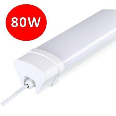 Vodotesna LED svetilka Linea 120cm LED 80W 7200lm 230V nevtralno bela IP65