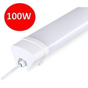 Vodotesna LED svetilka Linea 150cm LED 100W 9000lm 230V nevtralno bela IP65