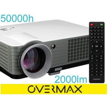 LCD LED projektor 2000lm MULTIPIC 3.1