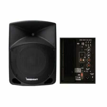 "Disko zvočnik 12"" 180W Bluetooth USB VK12P670U"