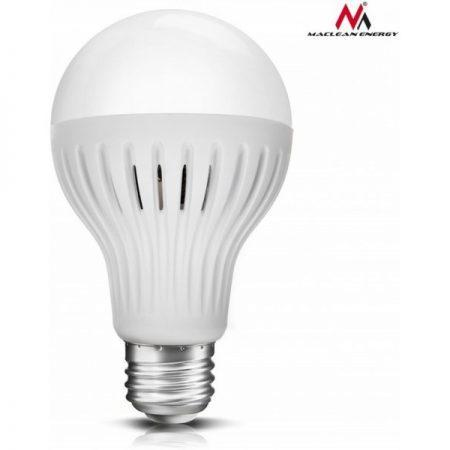 LED žarnica-sijalka E27 9W 230V s senzorjem svetlobe in mikrovalovnim senzorjem gibanja