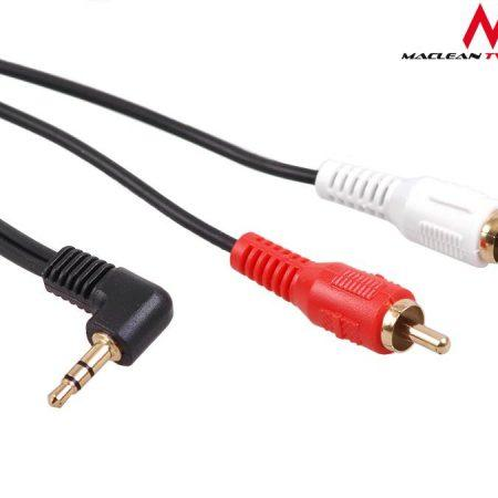 RCA kabel 3,5mm 5m