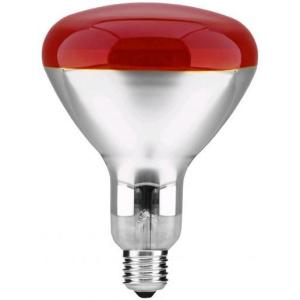 Infrardeča žarnica E27 150W rdeča