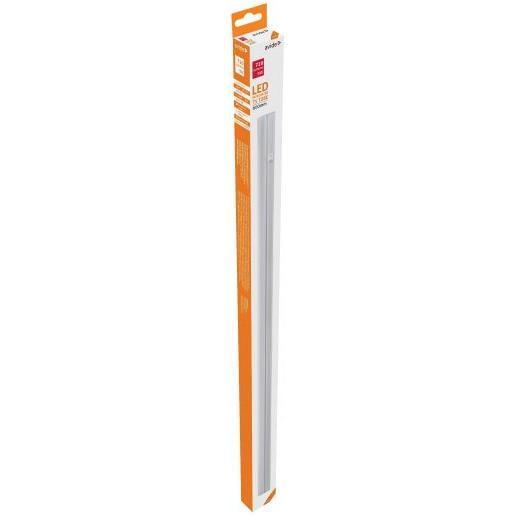 Integrirana podelementna T5 LED svetilka 9W 600mm PVC nevtralno bela 4000K