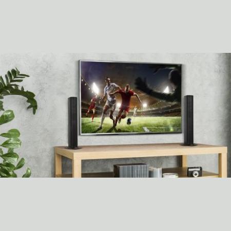 Komplet zvočnikov za hišni kino Kruger & Matz 2.0 2x25W
