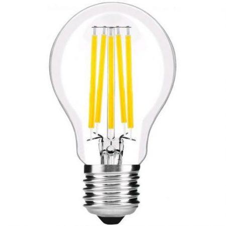LED žarnica - sijalka E27 10W filament 360° nevtralno bela 4000K