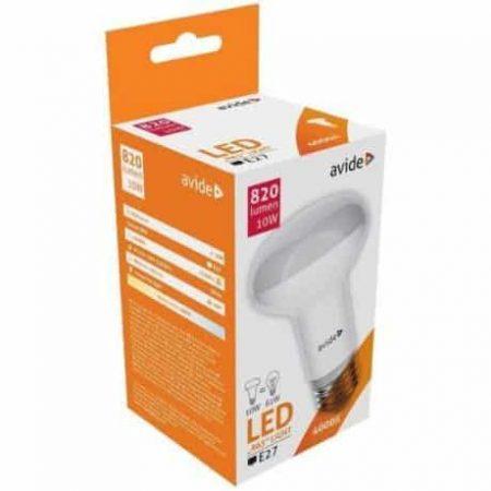 LED žarnica - sijalka E27 R63 10W nevtralno bela 4000K