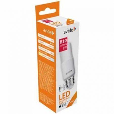 LED žarnica - sijalka stick E27 T37 9W nevtralno bela 4000K