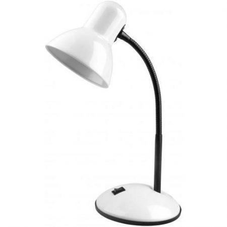 Namizna svetilka E27 40W bela