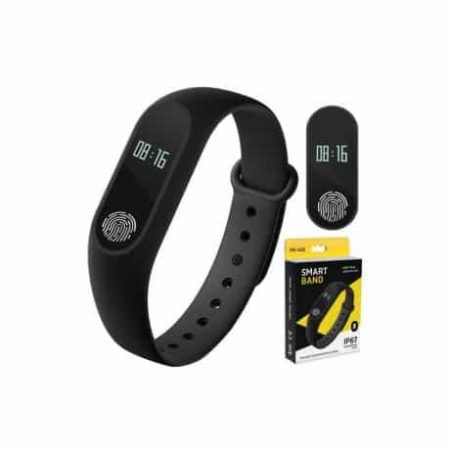 Pametna bluetooth zapestnica fitness tracker Promedix