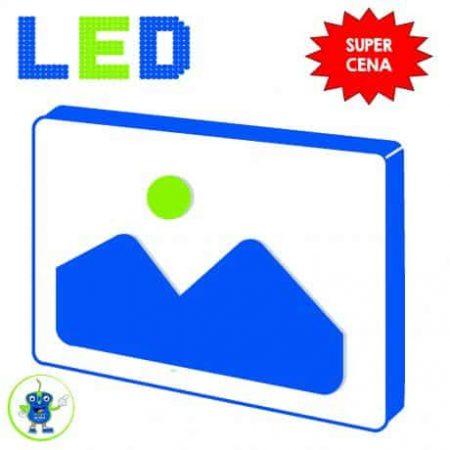 ALU LED reklamna tabla enostranska 100x50cm s tiskom in elektroniko
