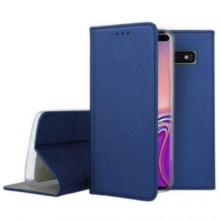 Preklopni etui za Samsung Glaxy S10 Plus moder