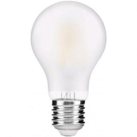 LED žarnica - sijalka E27 10W 1000lm steklena mlečna filament 360° nevtralno bela 4000K