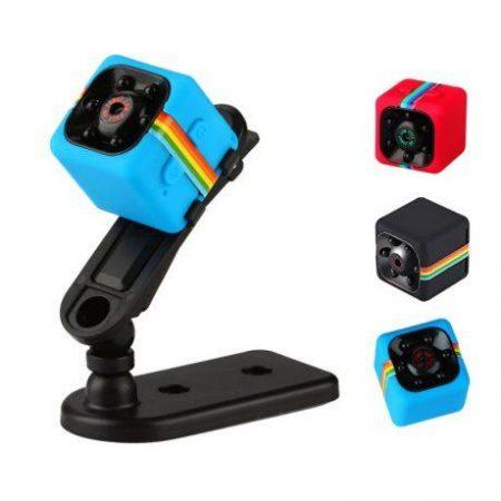 Mini FULL HD varnostna kamera s senzorjem gibanja z polnilno baterijo