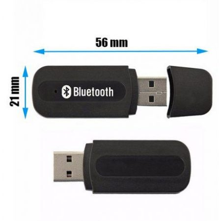 USB bluetooth adapter / transmitter - AUX
